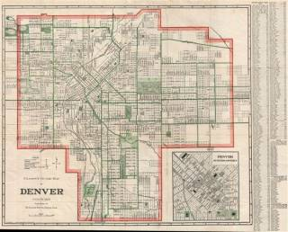 The Clason Map - Denver