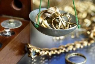 Сдача в ломбард золота и серебра